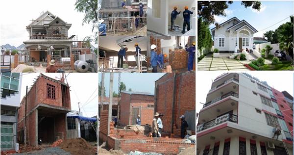 Báo giá xây nhà trọn gói tại Hà Nội 2017